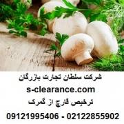 ترخیص قارچ از گمرک
