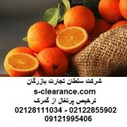ترخیص پرتقال از گمرک