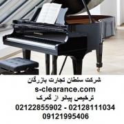 ترخیص پیانو از گمرک