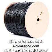 ترخیص کابل برق فشار قوی از گمرک